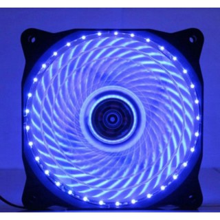 Wentylator LED 33 diody...