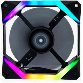 Wentylator LED Ring BLUE,...