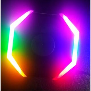 Wentylator RGB Ring...