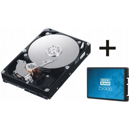 Komputer Ryzen Radeon 32GB...